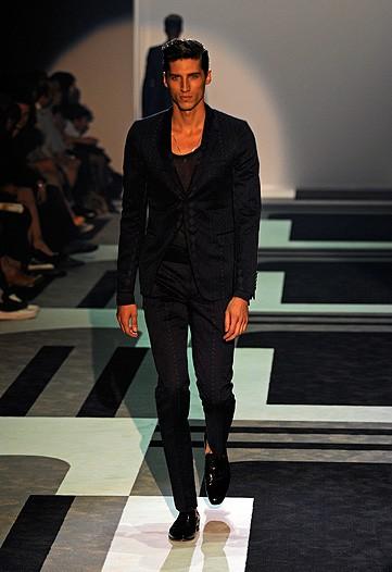 It's Gucci Man! Spring 2010 Men's Fashion | TheCosbyKid